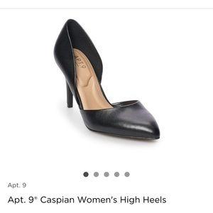 Apartment 9 heels